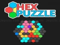 Jeu mobile Hex puzzle
