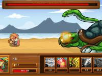 Jeu mobile Rooster warrior