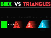 Box vs triangles